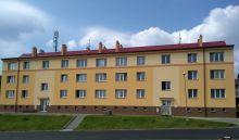 Dům v obci Chroboly po revitalizaci