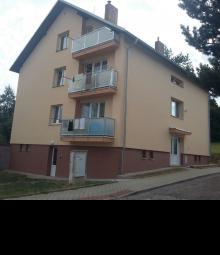 Revitalizace bytového domu - Jakubská 193, Jindřichův Hradec