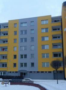 Revitalizace bytového domu - Průběžná 12, České Budějovice
