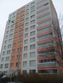 Revitalizace panelového domu - Kpt. Stránského 997 Praha