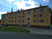 Revitalizace bytového domu v obci Chroboly