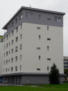 Revitalizace bytového domu - Větrná 76 České Budějovice