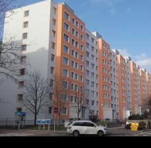 Revitalizace bytového domu Vybíralova 970-976, Praha