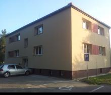 Revitalizace bytového domu Sídliště Vyšný 103, Český Krumlov