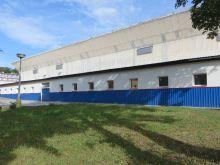 Zateplení šaten zimního stadionu ve Vimperku